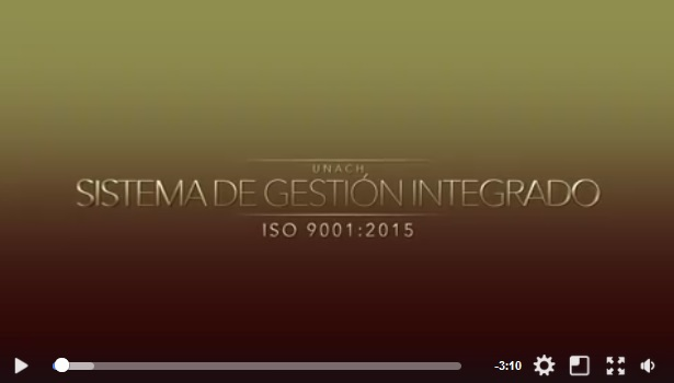 Video - Entrega del certificado ISO 9001:2015